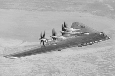 Northrop YB 35 Strange Vehicles Diseno Art