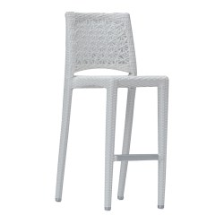 Dynasty SILLA ALTA FLOWER 7 MM FLAT ICE WHITE 800X800PIX