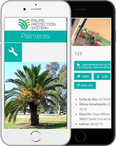 Palms Protection System