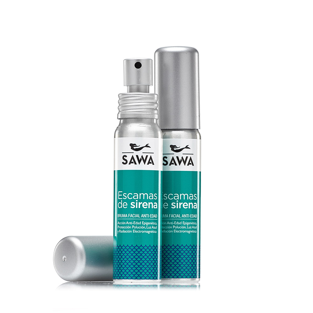 Sawa spray en Disfarduero