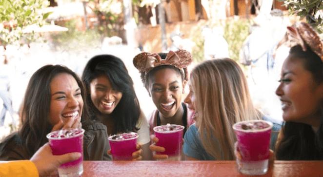 Wine and Beer at the Disneyland Food and Wine Festival 2020 [Source: Disneyland]