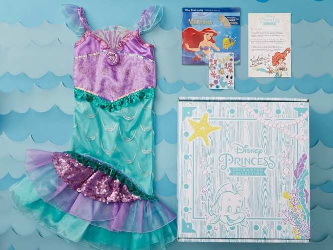 Little Mermaid Subscription Box