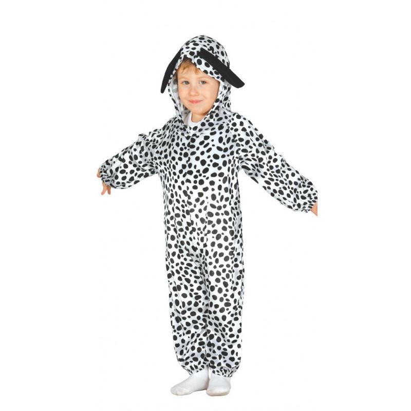 Disfraz bebé perro Dálmata. Envío garantizado 48h