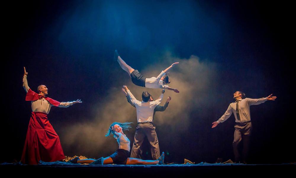 Espero que estén abajo en la Fiesta Provincial del Teatro en Rosario 2015