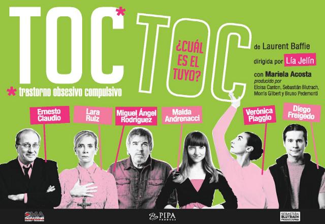 Toc Toc en Rosario 2015