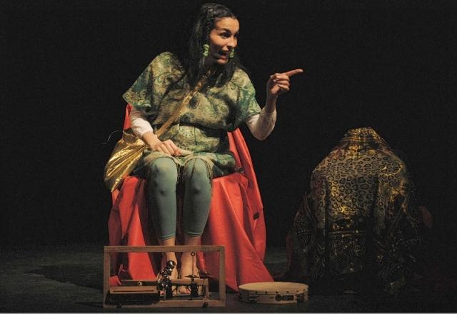 La casita, teatro infantil en La Manzana