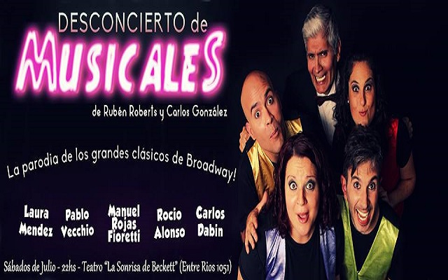 Desconcierto de Musicales