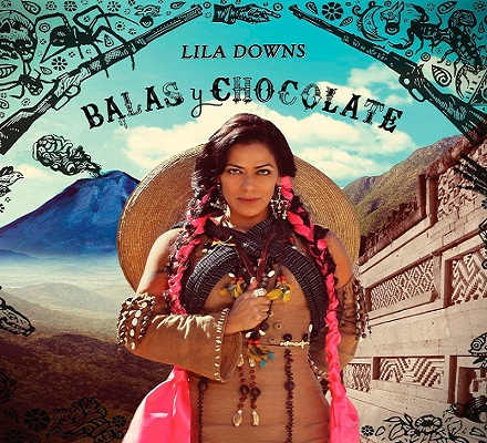 Lila Downs en Rosario 2015