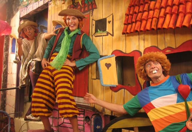 Piripincho en el Teatro Broadway