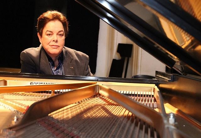 Bruno Gelber en Rosario