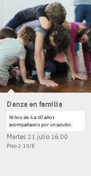 danza en familia