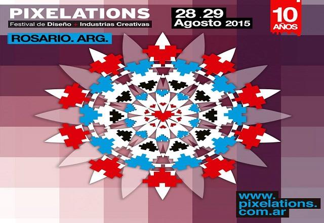 Pixelations en Rosario edición 2015