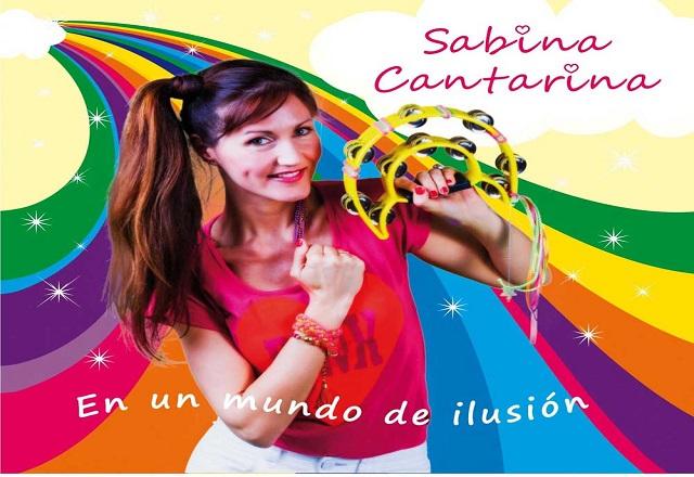 Sabina Cantarina en un mundo de ilusión en Plataforma Lavarden