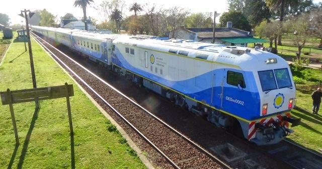 Tren Rosario: conexiones con Buenos Aires