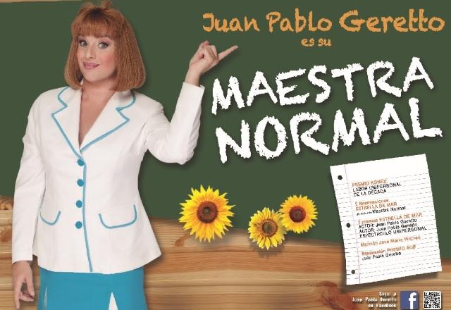 Juan Pablo Geretto en Rosario