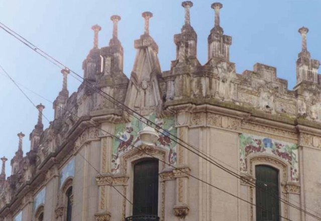 Art Nouveau en Rosario 4