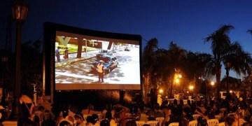 Programación del ciclo de cine bajo las estrellas en Costa Alta
