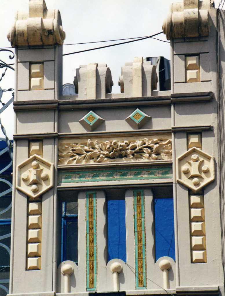 Art Nouveau en Rosario