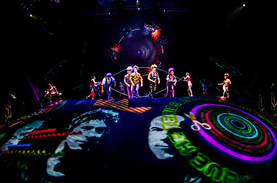 Entradas Cirque du Soleil en Rosario