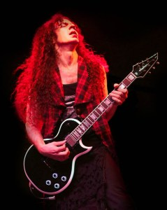 Marty Friedman en Rosario