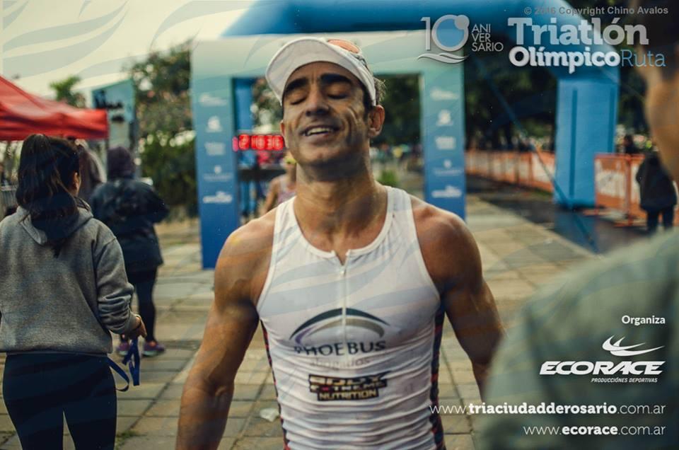 Triatlón Olímpico Ciudad de Rosario 2018