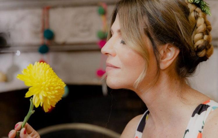 Marcela Morelo en Rosario