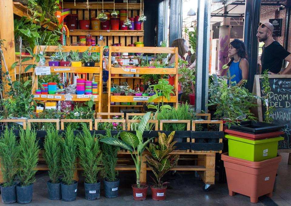 Mercado del Patio