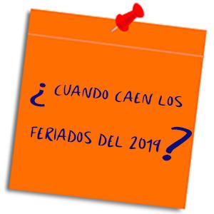 Feriados en Argentina 2019: ¿cómo quedó el calendario?