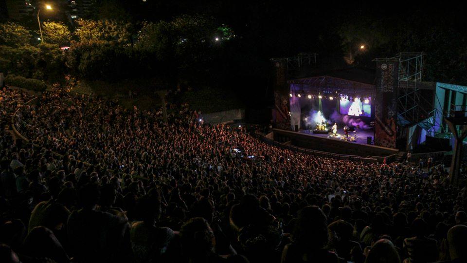Shows en el Anfiteatro de Rosario