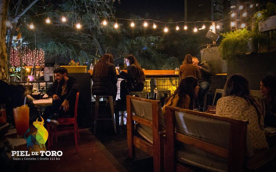 Noche romantica en Rosario