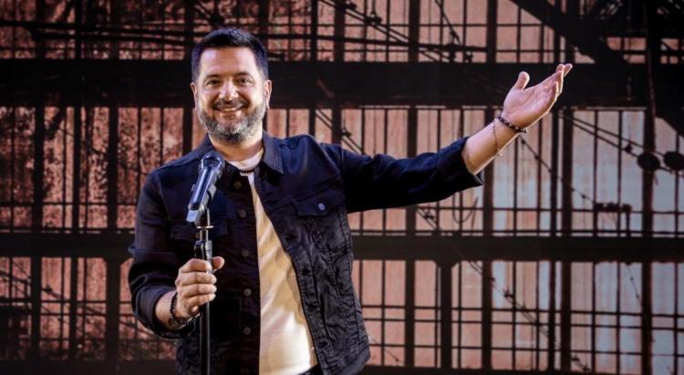 Jorge Rojas en Rosario