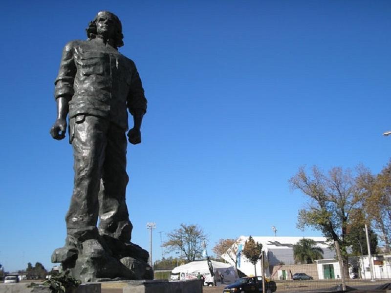 Circuito turístico: la ruta del Che Guevara en Rosario