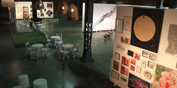 MicroFeria de Arte en Rosario