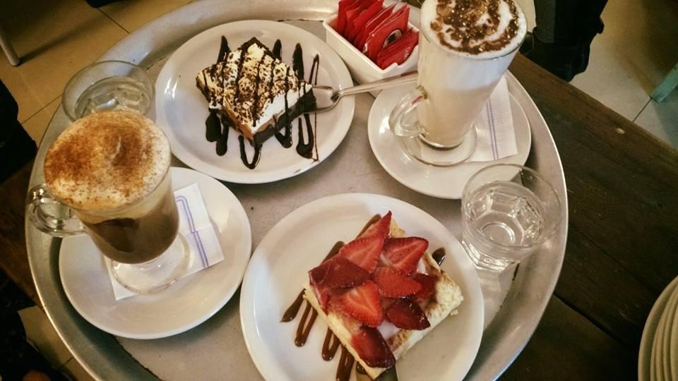 Casa de té en Rosario