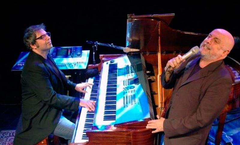 Vitale y Baglietto en Rosario presentan Canciones inoxidables