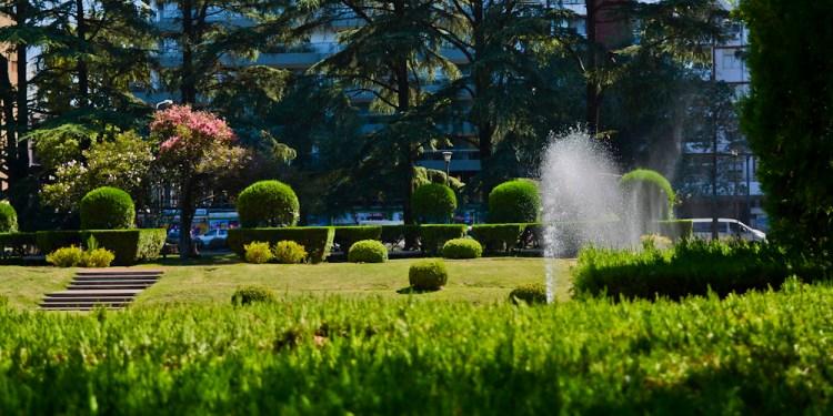 imagenes del parque independencia de rosario