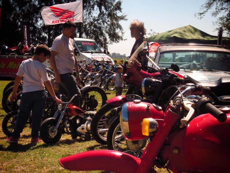 Expo sobre rueda