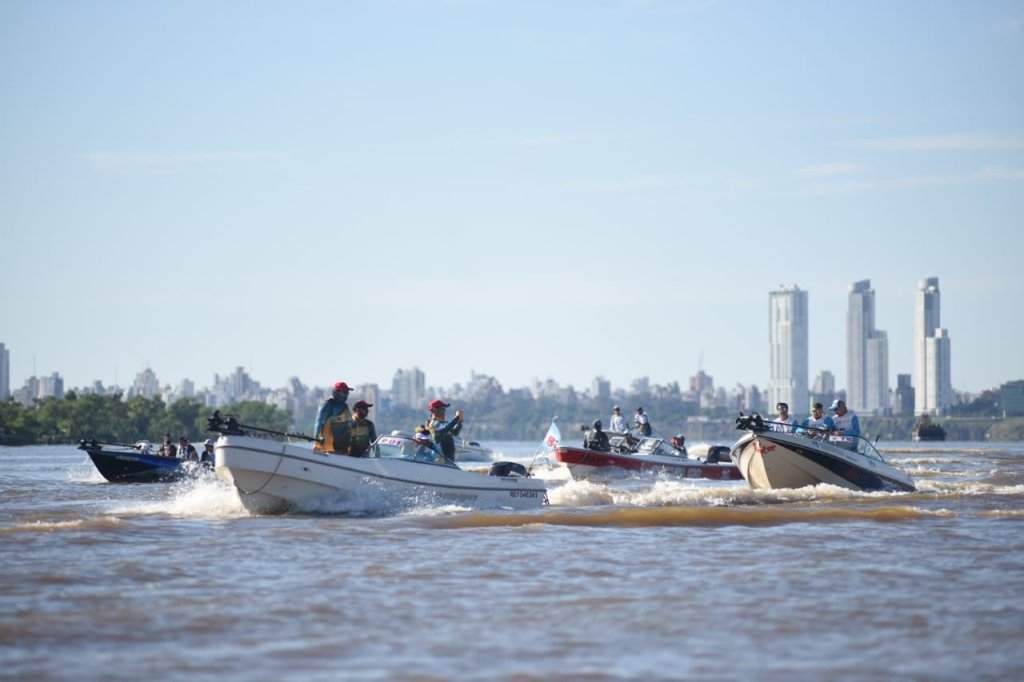 Pesca en Rosario
