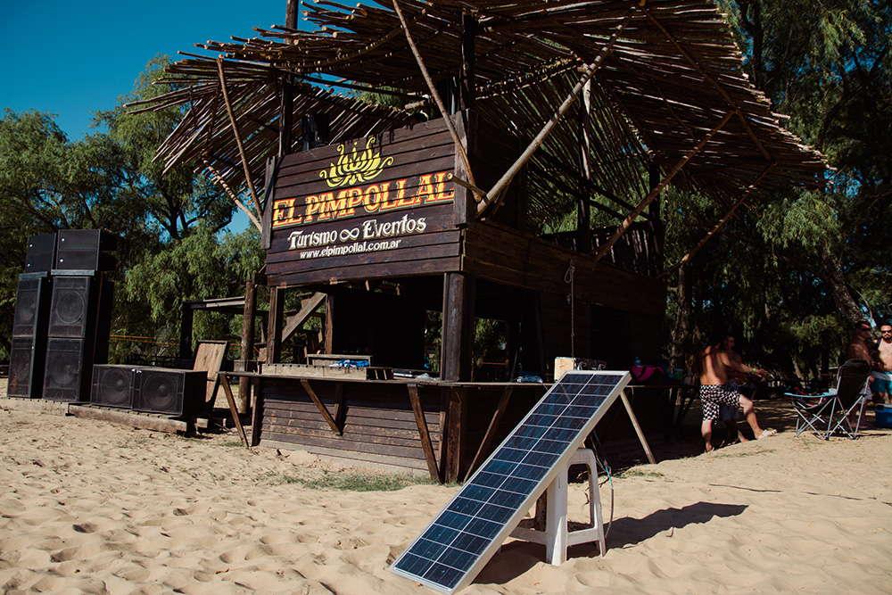 Cruce al Paraná Viejo:: El Pimpollal