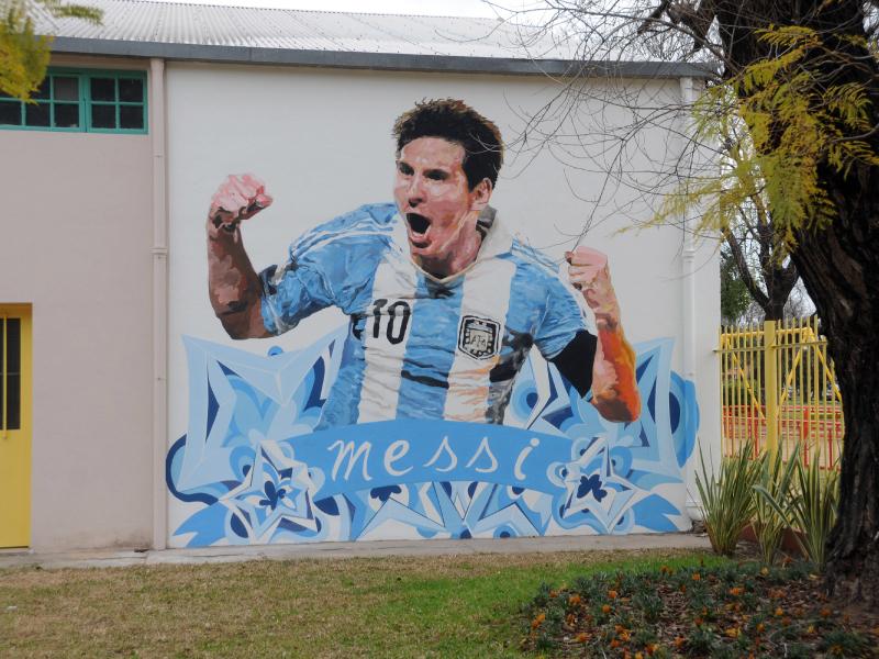 Circuito turístico Leo Messi en Rosario