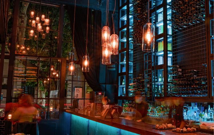 Restaurante romantico en Rosario