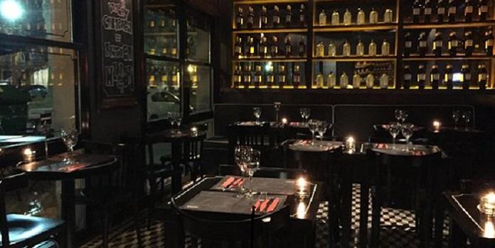 Negroni bar y restaurante en Rosario