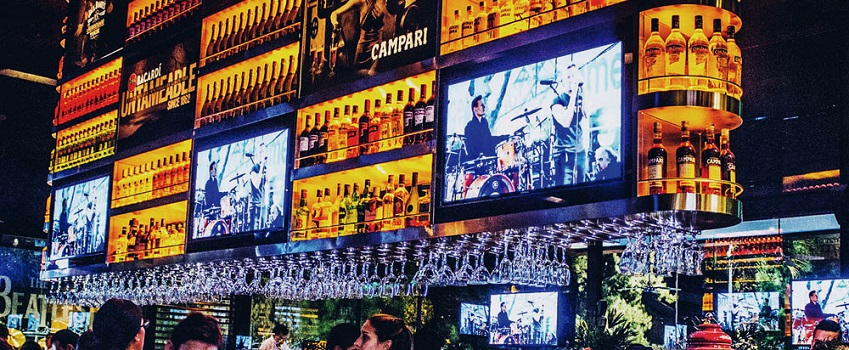 Rock & Feller's bar Rosario