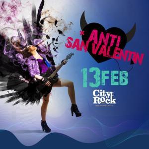 Anti San Valentin en Rosario 2020 fiesta