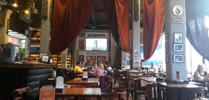 Bares temáticos en Rosario: Bar El Cairo