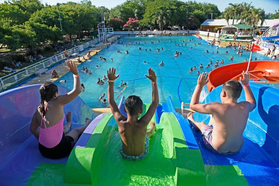 Parques acuáticos cerca de Rosario