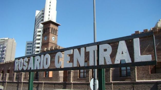 Recorrido turistico Rosario Ribera Central