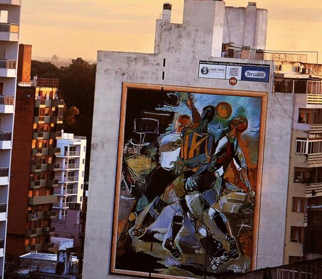 Museo urbano Arte a la Vista