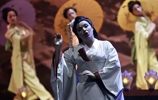 Madama Butterfly en Rosario