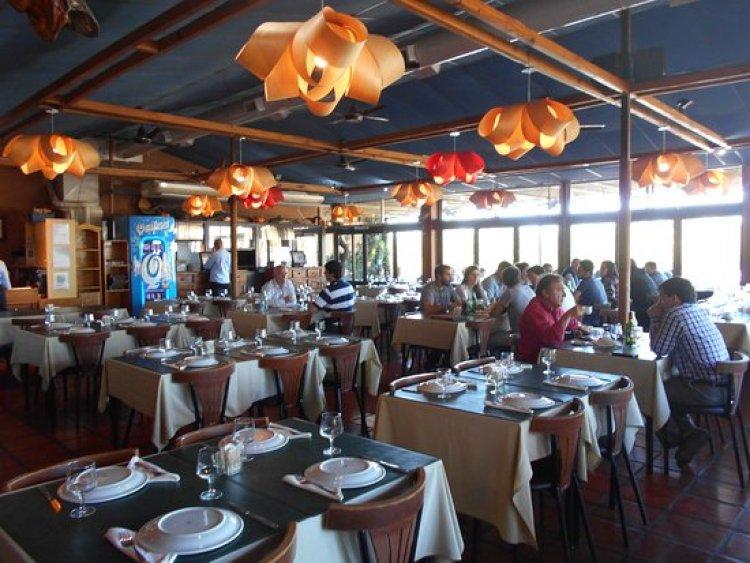 Restaurantes Rosario zona norte con vista al río